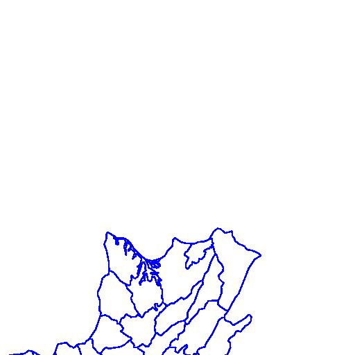 Commune Boundaries, Burundi, 2007 - NYU Spatial Data Repository
