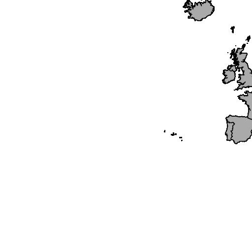 Detailed World Polygons (LSIB) Europe and Southwest Asia